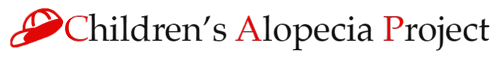 Children's Alopecia Project Logo